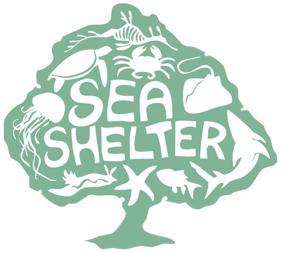 Sea Shelter Retina Logo